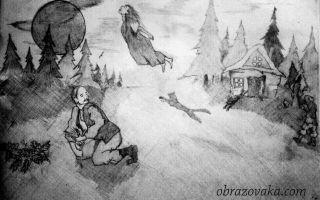 Краткое содержание «Вечер накануне Ивана Купала»